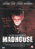 Horror DVD - Madhouse