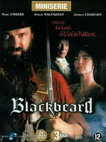Miniserie DVD - Blackbeard - The Pirate Of The Carribean