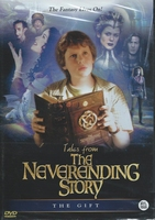 Avontuur DVD - The Neverending Story The Gift