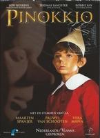 Avontuur DVD - Pinokkio
