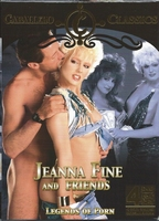 Erotiek DVD box - Jeanna Fine and Friends (4 DVD)