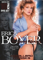 Erotiek DVD box - Erica Boyer (10 DVD)