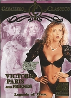 Erotiek DVD box - Victoria Paris and Friends(4 DVD)
