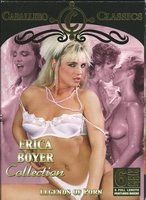 Erotiek DVD box - Erica Boyer Collection (6 DVD)