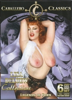 Erotiek DVD box - Lisa Deluew Collectiion (6 DVD)